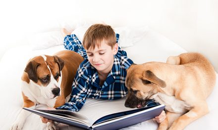 Dogs Help Children To Read